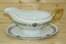 """Thomas Bavaria The Brunswick Gravy Boat With Attached Underplate 9 1/2"""" x 6"""""""