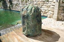 Grillabdeckung für alle Kugelgrills bis 47cm  Ø z.B. für Weber 47, camouflage
