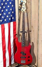 Vintage 1991 Fender Prodigy Bass Active Electronics Made In USA!