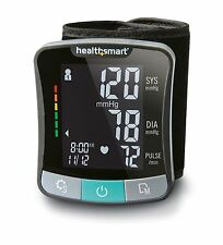 HealthSmart Mabis Premium Talking Automatic Digital Wrist Blood Pressure Monitor