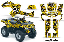 Can Am AMR Racing Graphics Sticker Kits ATV CanAm Outlander 500/650 Decals NSYB
