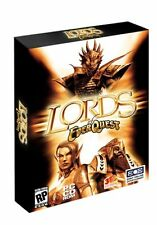 Lords of EverQuest PC US Version New in Box