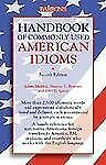NEW - Handbook of Commonly Used American Idioms