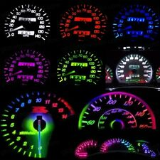 Holden Commodore LED Dash Light Bulbs VL VN VP VR VS Blue White Red Green Pink