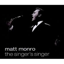 "MATT MONRO ""THE SINGER'S SING"" 4 CD NEUWARE"