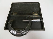 Moore & Wright 50-75mm (Metric) Point Micrometer - FS20