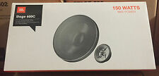 JBL 2-WAY 6.5 INCH 16.5cm CAR VAN DOOR 2WAY COMPONENT TWEETERS SPEAKERS KIT