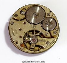 SS & CO STAUFFER IWC IPORTER SWISS WRISTWATCH MOVEMENT  CC15