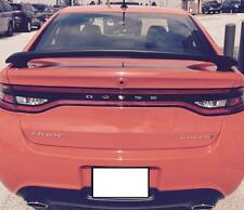 PAINTED DODGE DART SRT 2013 2014 CUSTOM SPOILER with Light  NEW ALL COLORS