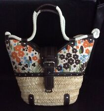 Rafe For Target Large Beach Straw Spring Summer Bag Woven Purse