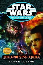 The Unifying Force James Luceno Hardcover 19 Star Wars Series New Jedi Order