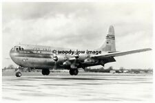 rp3942 - Pan Am Boeing 377 Stratocruiser - photo 6x4