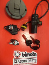 KIT SERRATURE BIMOTA SB6R - Seat lock 215000988