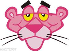 PINK PANTHER STYLE Sticker DECAL GRAPHIC 200mm  X 150MM  ANY FLAT SURFACE