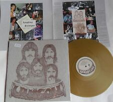 LP Unison Unison (Re) GOLD VINYL 200 copies NASONI REC. PRNAS 001 STILL SEALED