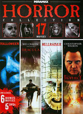 17-Film Miramax Horror Collection