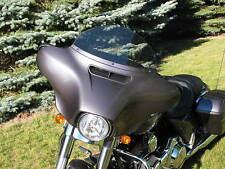 """Harley 9"""" Windshield Light Tint / Touring / FLH  FLHT FLHX / Bagger / 2014 - 16"""