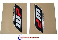 WP FORK STICKERS DECALS  CLEAR/RED/BLK for KTM SUPERMOTO MX ENDURO