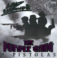 9 Pistolas, Diamond, Legz, New