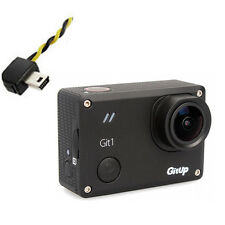 GitUp Git1 Full HD Novatek 96655 1080P WiFi Sports FPV Camera DVR For DJI Drone