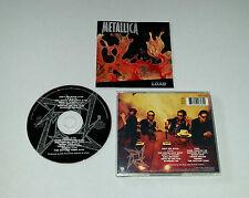 CD  Metallica - Load  14.Tracks  1996  03/16