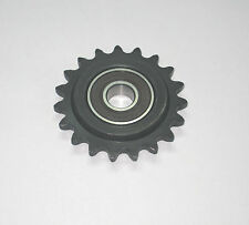 "Mini Bike Chopper Kart ROLLER CHAIN SPROCKET IDLER 19 TOOTH #35 CHAIN 1/2"" BORE"
