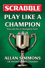 Collins Scrabble Play Like a Champion! by Simmons, Allan ( Author ) ON Apr-29-20