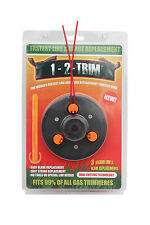 1-2-Trim String Trimmer Brush Cutter Gas Universal Weed Eater Head Replacement