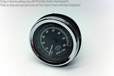 Indian Motorcycles (1) Spirit 03' Tacho Tachometer Rev Counter