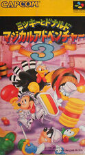 Magical Adventure 3 Starring Mickey & Donald (Super Nintendo Entertainment Syst…