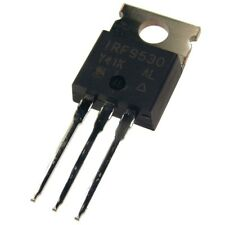 2 IRF9530 Vishay Siliconix MOSFET Transistor 100V 12A 88W 0,3R TO220 854044