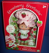 Strawberry Shortcake Scented 35th Anniversary Birthday Figure Classic Doll ~ NIB
