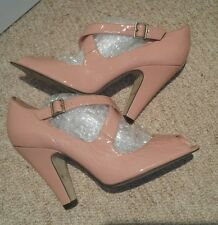 nude pink Cavela shoes 7