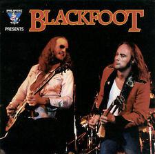 BLACKFOOT - King Biscuit Flower Hour Presents in Concert (CD 1998)