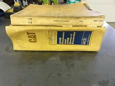 Caterpillar CAT 245B and 245B Series II Excavator Service Manual  1SJ1-Up  6MF1