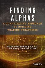Finding Alphas : A Quantitative Approach to Building Trading Strategies by...