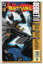 Batgirl Secret Files #1 (Aug 2002, DC)