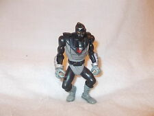 Teenage Mutant Ninja Turtles Action Figure 2003 Robot Foot Soldier 5 inch