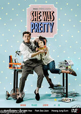 She Was Pretty Korean Drama (4DVDs) Excellent English & Quality!