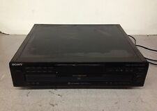 Sony 5 Disc Changer CD Player CDP-CE315