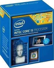 Intel Core i5-4460 Quad Core 3.2ghz lga1150 HD 4600 6mb Cache 84w Processore CPU