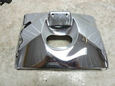 07 Kawasaki VN 1600 D VN1600 Vulcan Nomad front chrome fork triple clamp cover