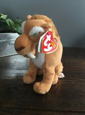 Ty Beanie Babies Diego Ice Age Sabertooth Tiger 2009 Dawn Of Dinosaurs