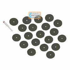 36 Piece Rotary Cutting Disc Set Kit Dremel Compatible Multi Tool Accessories