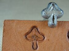 Vintage Craftool Co. USA - #Z789 Mushroom Stamp (Leather Stamping Tool)
