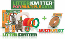 Litter Kwitter / MultiKatKit combo for Multiple Cats