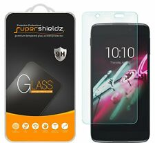 2x Supershieldz® Tempered Glass Screen Protector For BlackBerry DTEK50
