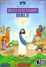 Read And Learn Bible, American Bible Society, Good Book