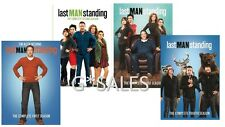 Last Man Standing Tim Allen TV Series Complete Season 1-4 (1 2 3 4) NEW DVD SET