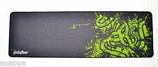 "Razer Goliathus XL Extended Gaming Mouse Keyboard Pad Stitched Edges 36""x11.5"